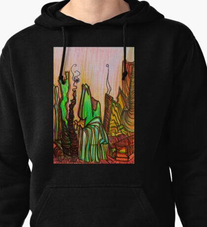 Discoveries Pullover Hoodie