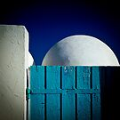 Door in Tunisia by Laurent Hunziker