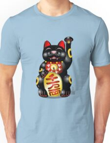 Money Cat Black T-Shirt