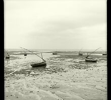 Maputo Beach by MobiTog