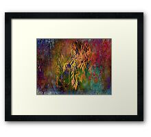 Wild Willow Framed Print