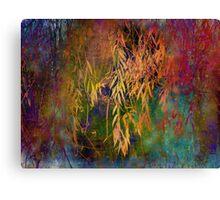 Wild Willow Canvas Print