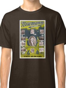 Newmann the Great - 1916 Vintage Poster Restored Classic T-Shirt