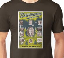 Newmann the Great - 1916 Vintage Poster Restored Unisex T-Shirt