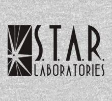 Star Labs - Earth Two Kids Tee