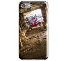 Abandoned Underground Factory iPhone Case/Skin