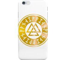 Protection Runes - Walknut iPhone Case/Skin