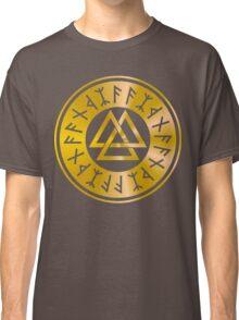 Protection Runes - Walknut Classic T-Shirt