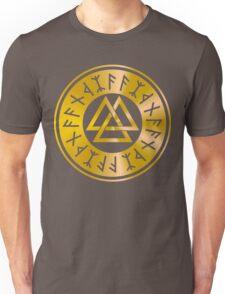 Protection Runes - Walknut Unisex T-Shirt