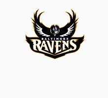 Baltimore Ravens Logo 6 Unisex T-Shirt