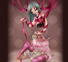Girl 73 | Piñata Broken But Still Sweet  by Erica Rosario
