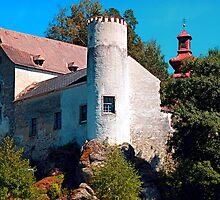 Waldenfels castle V by Patrick Jobst