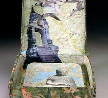 Altar Book Box by Mona Shiber