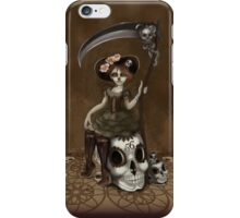 Girl 56 | Tarot Inspired Girl iPhone Case/Skin