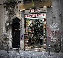 A Little Bit of Italy 3 ~ The Library by Kylie  Sheahen