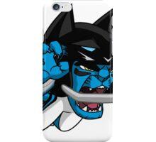 Carolina Panthers Logo grr iPhone Case/Skin
