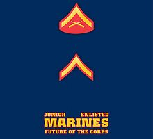 USMC E1-E3 Junior Enlisted Blue by Sinubis