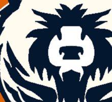 Chicago Bears Logo 2 Sticker