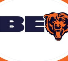Chicago Bears Logo 5 Sticker