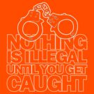 Nothing is illegal by PlangPlung
