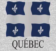 Quebec flag Baby Tee