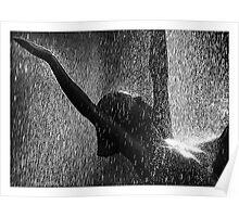 Fountain - Stevenage Poster