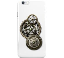 Steampunk iPhone inside iPhone Case/Skin