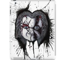 The Horror of Chucky iPad Case/Skin