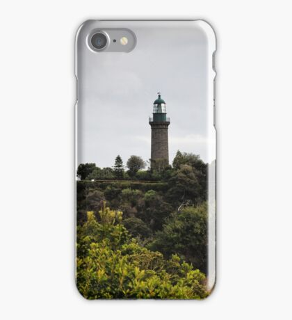 The Black Lighthouse iPhone Case/Skin