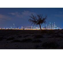 Desert Skyline Photographic Print