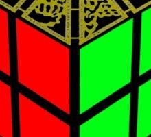 Rubik's Lament Sticker