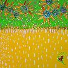 REDREAMING SUNSHINE GARDEN by WENDY BANDURSKI-MILLER