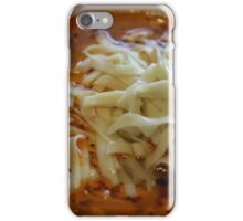 Chinese Noodles iPhone Case/Skin