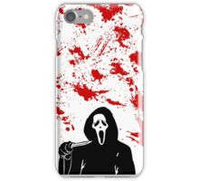 Scream iPhone Case/Skin