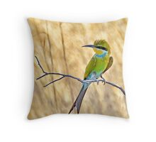 Living Painting Throw Pillow