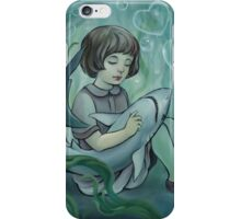 Underwater Dreaming  iPhone Case/Skin