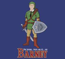 the legendary barney