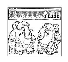 Sample Trademark Drawing by devalpatrick