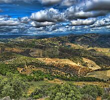 Douro Valleys and Mountains, Portugal by pescas
