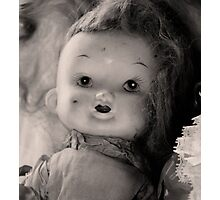 Doll Photographic Print