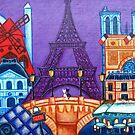 Wonders of Paris by LisaLorenz
