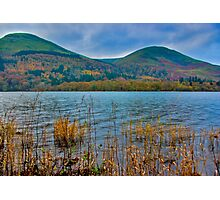 Autumn Colours at Buttermere Photographic Print