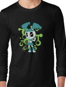 Teenage Robot Long Sleeve T-Shirt