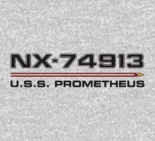 ST Registry Series - Prometheus Logo by Christopher Bunye