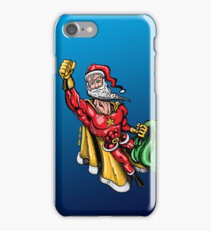Super Santa Claus iPhone Case/Skin