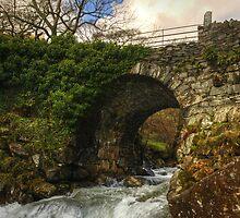 Coppermines...The Bridge by Jamie  Green