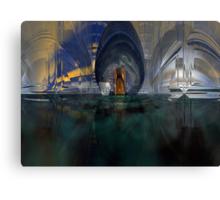 Glass Fantasy Canvas Print