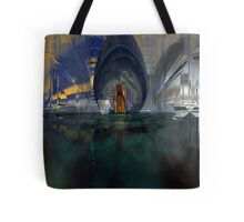 Glass Fantasy Tote Bag