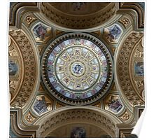 St Stephen's Basilica  Poster