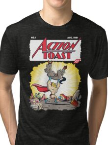Action Toast Tri-blend T-Shirt